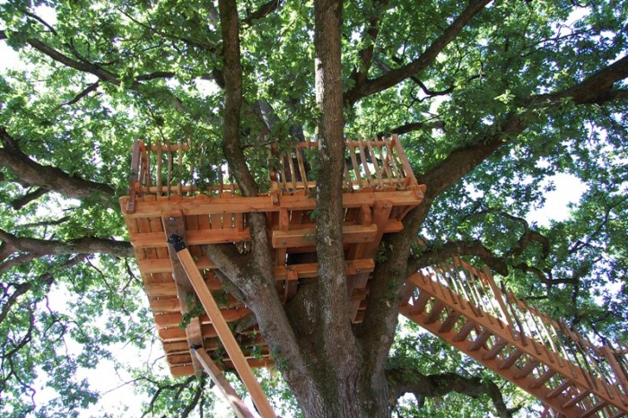 Simple Tree House Ideas For Kids Simple Tree House Ideas For Kids A